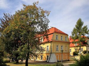 Zamek w Rybniku